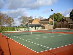 Shiplake tennis courts