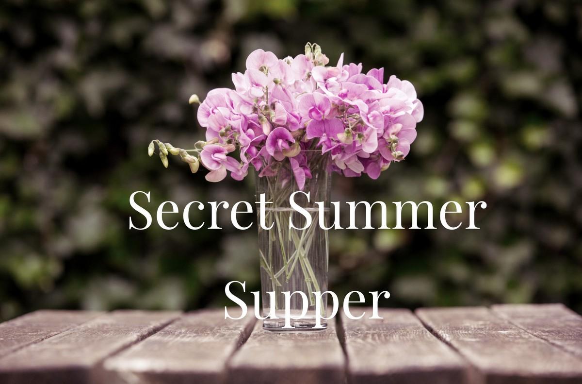 Secret Supper June 2017